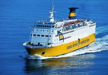 bateau s.vera corsica ferries