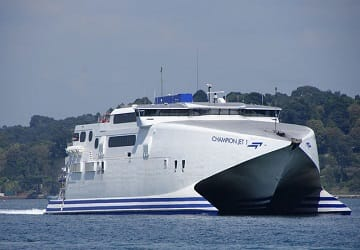 bateau athenes santorin